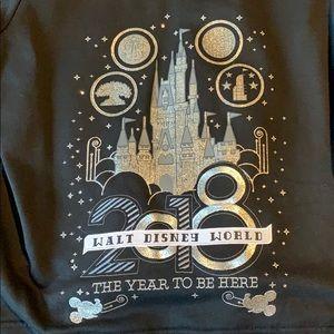 Walt Disney world zip up